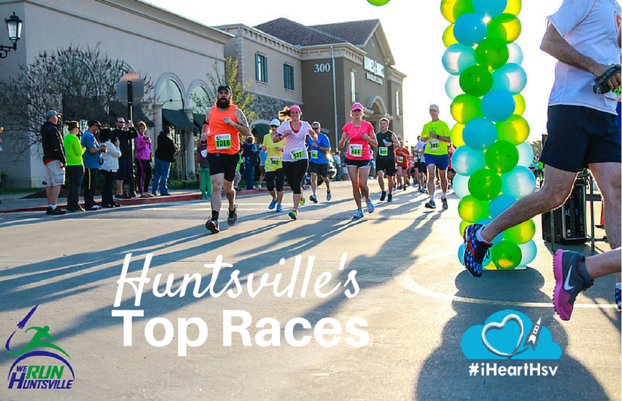 Bucket List: Huntsville's Top Races via iHeartHsv.com