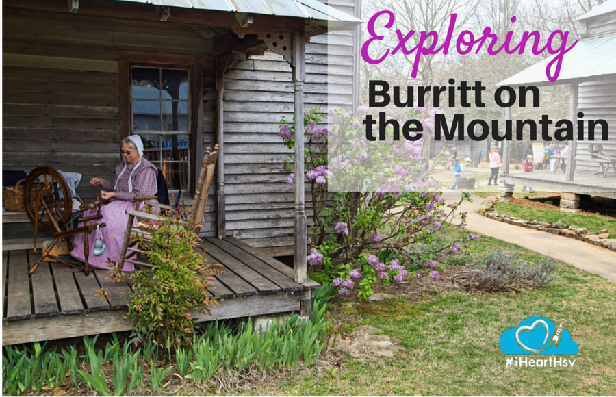 Attraction PRO-Tips: Burritt on the Mountain via iHeartHsv.com