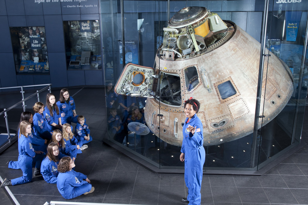 The U.S. Space & Rocket Center in Huntsville,Alabama is a must-experience STEM and STEAM Group Tour destination