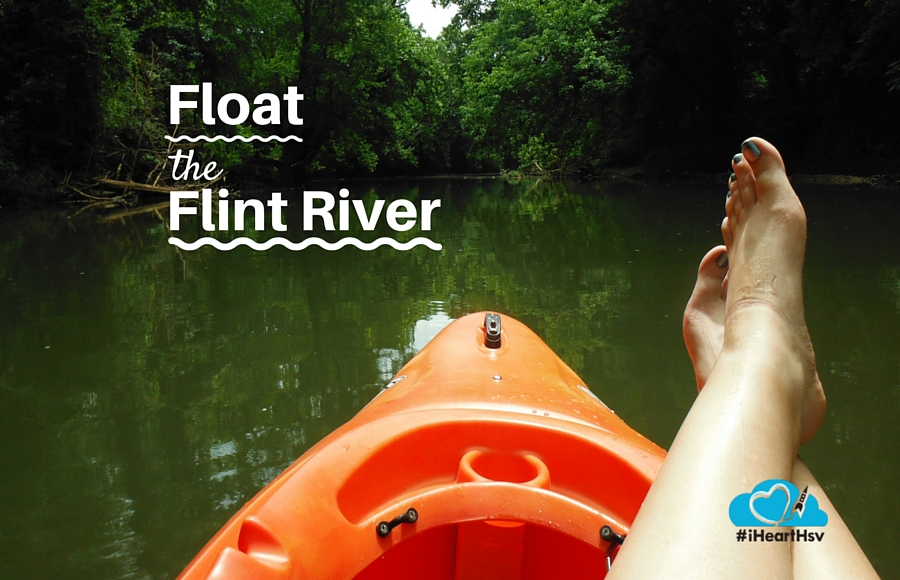 Float the Flint River in Huntsville/Madison County, Alabama via iHeartHsv.com