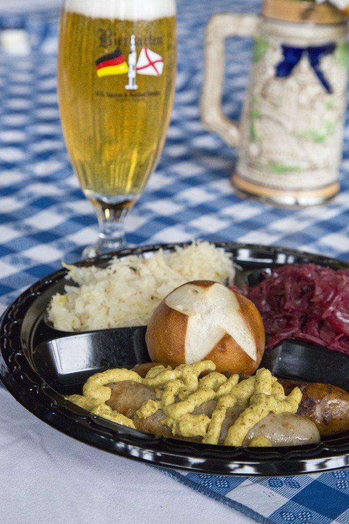 Craft Beer, German Food and Rockets: The Biergarten at the U.S. Space and Rocket Center via iHeartHsv.com