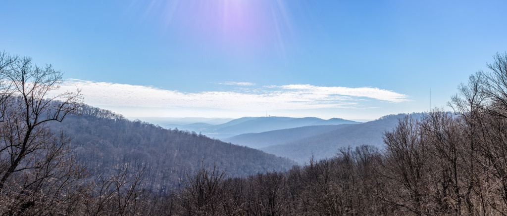 Monte Sano State Park in Huntsville, Alabama. Picnics, hiking, biking, trails, and camping in Huntsville, Alabama
