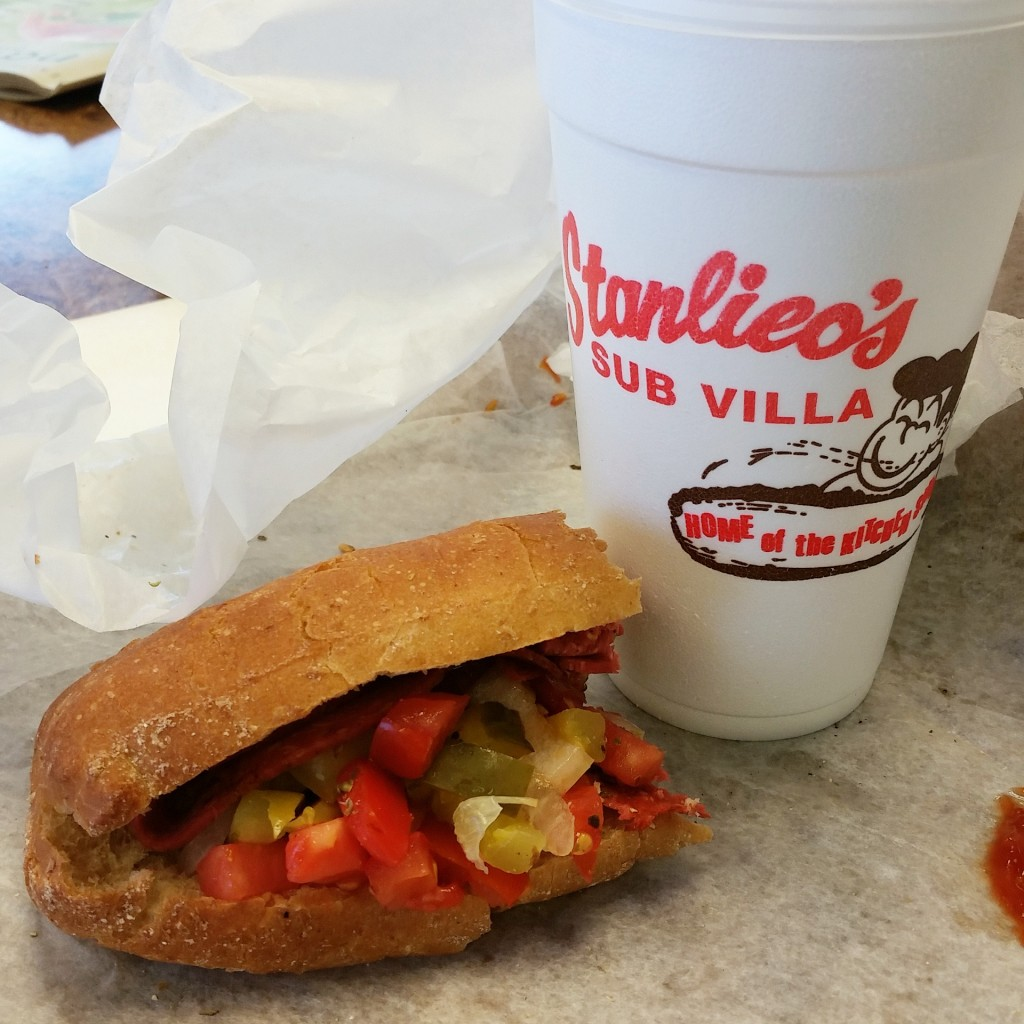 Stanlieo's Sub Villa- A dog friendly restarurant in Huntsville, Alabama