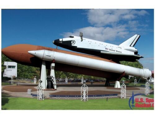 BuzzHuntsville's #RocketCitySelfie at the Visitor Center in Huntsville, Alabama