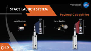 Space Launch System Payload Capabilities via Marshall Space Flight Center