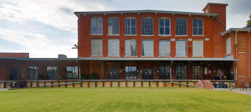 East Dock at Lowe Mill ARTS & Entertainment in Huntsville, Alabama via iHeartHsv.com
