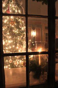 Christmas at Burritt on the Mountain in Huntsville, Alabama