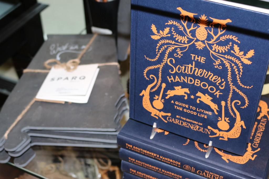 Southerner's Handbook at Huntsville Museum of Art