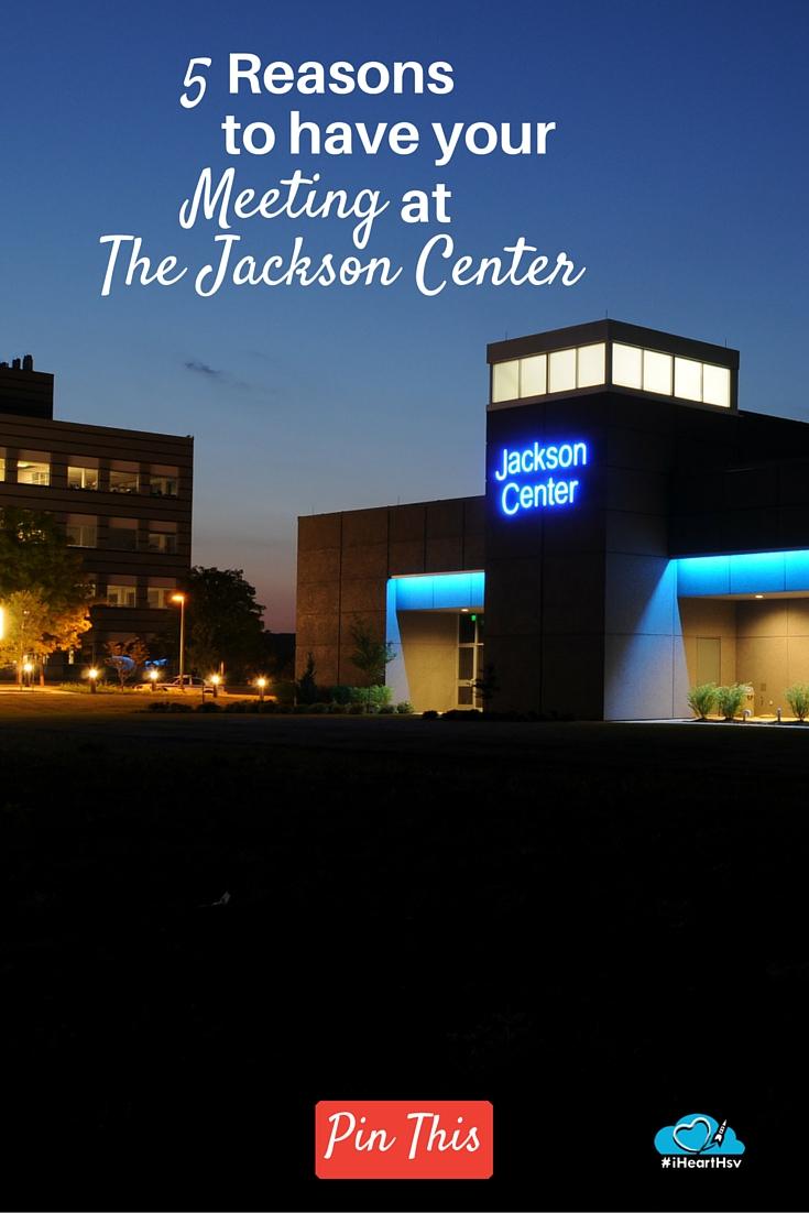 Jackson Center PINTEREST