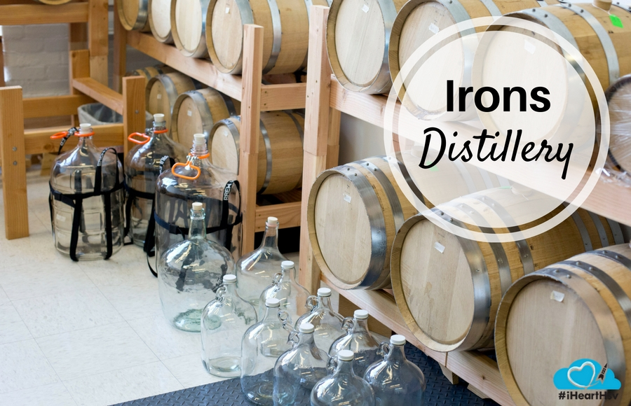 Irons Distillery BLOGGRAPHIC SLIDER