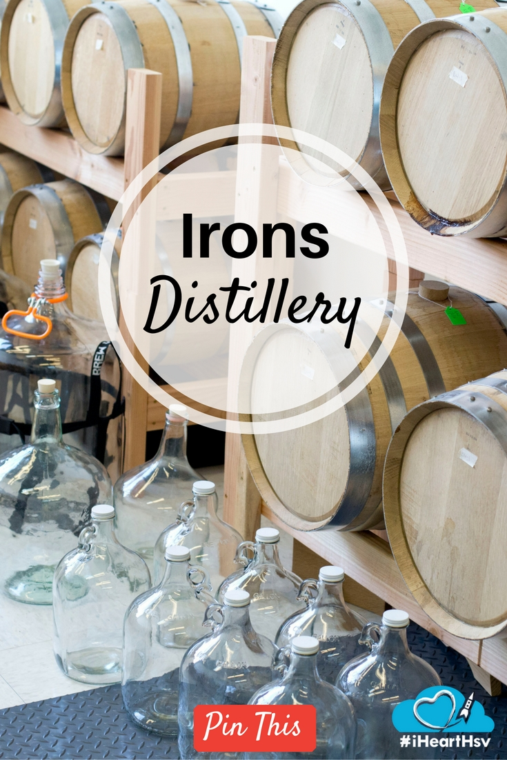Irons Distillery PINTEREST