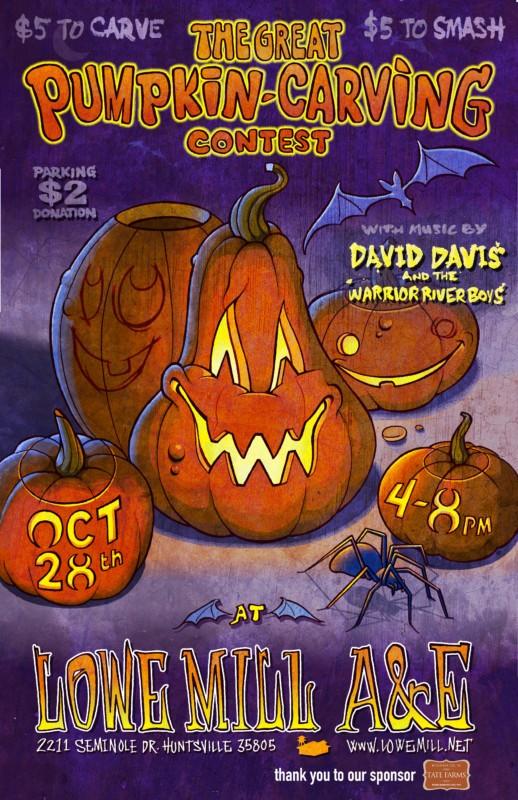 pumpkin-carving-poster