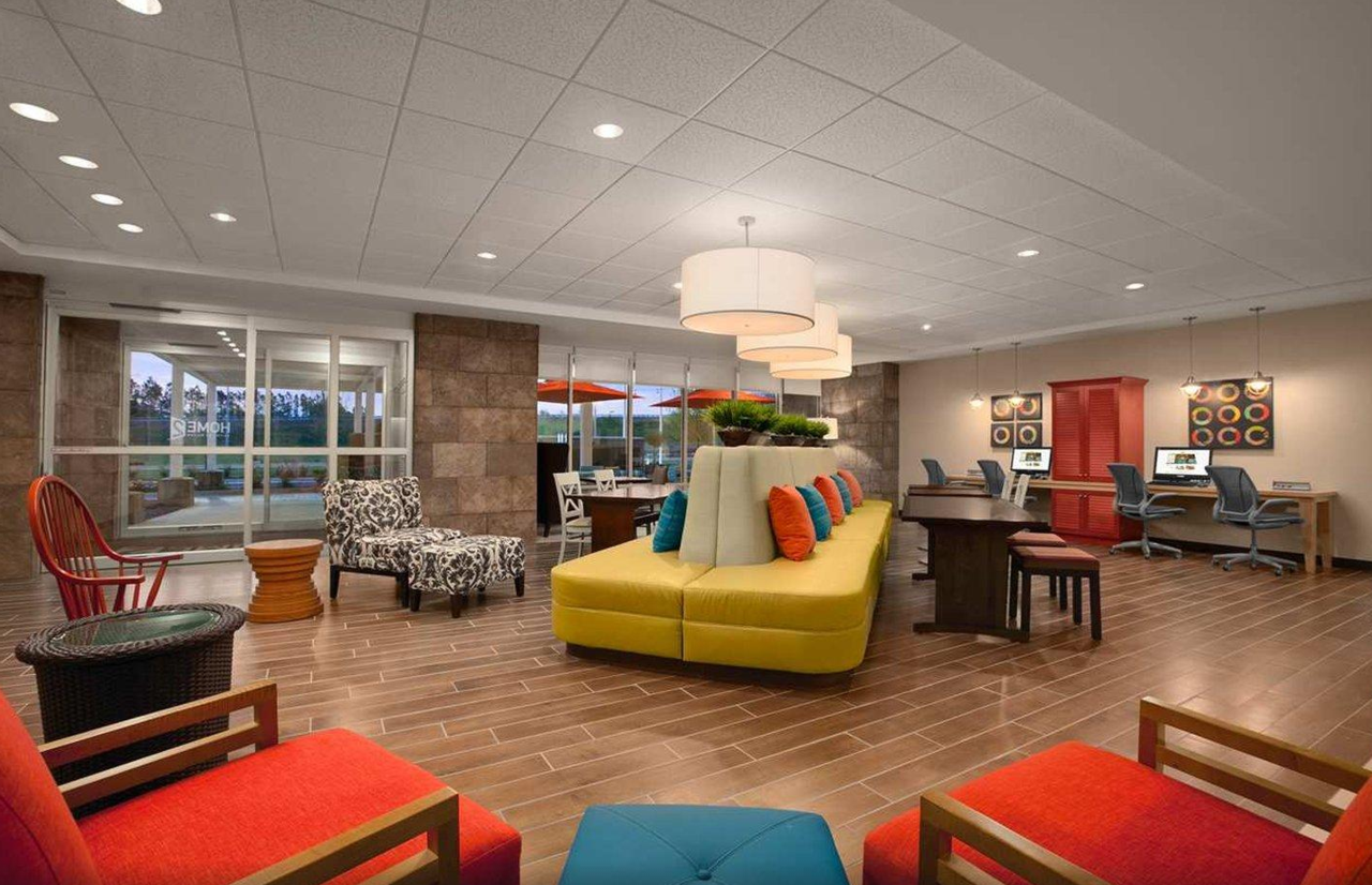 Home 2 Suites Lobby