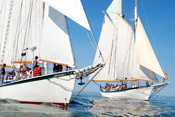 Appledore Tall Ships | Bay City, MI
