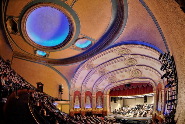 Temple Theatre | Saginaw, MI | Historic Theatres In Michigan