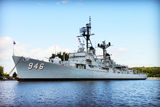 Scheper Family - USS Edson 1