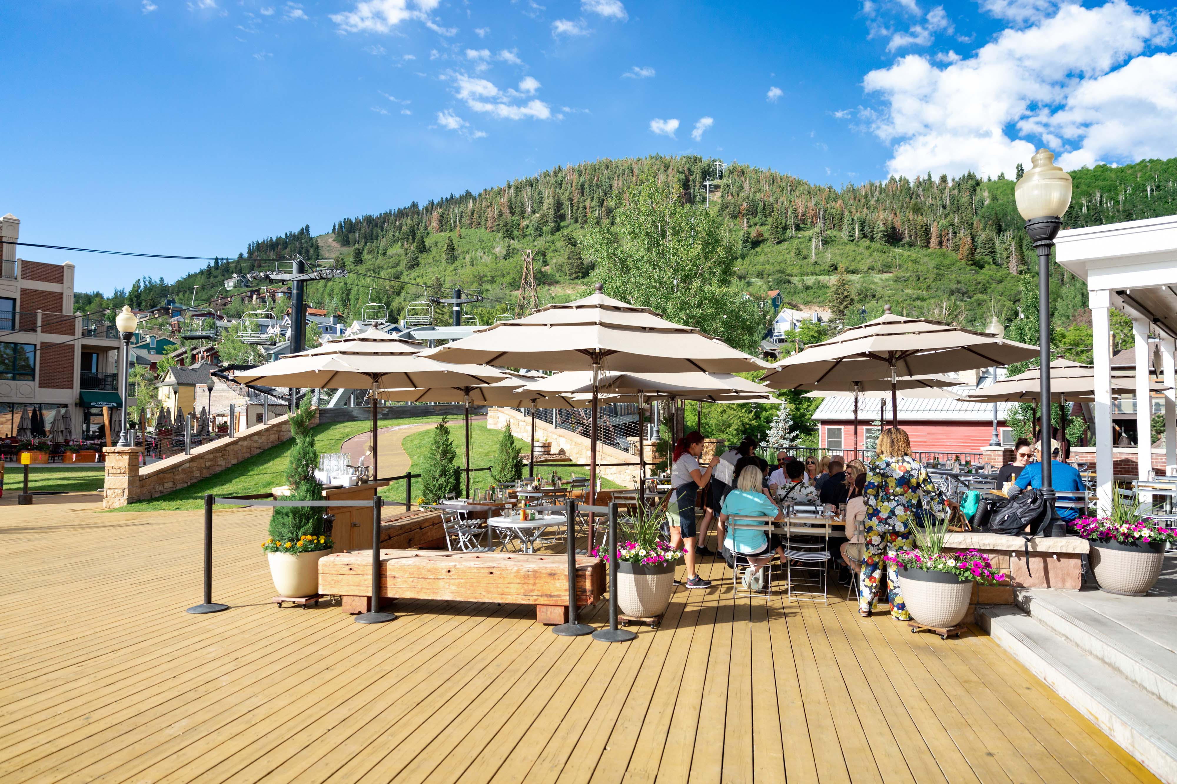 Park City Restaurants Italian Mexican Steakhouses American
