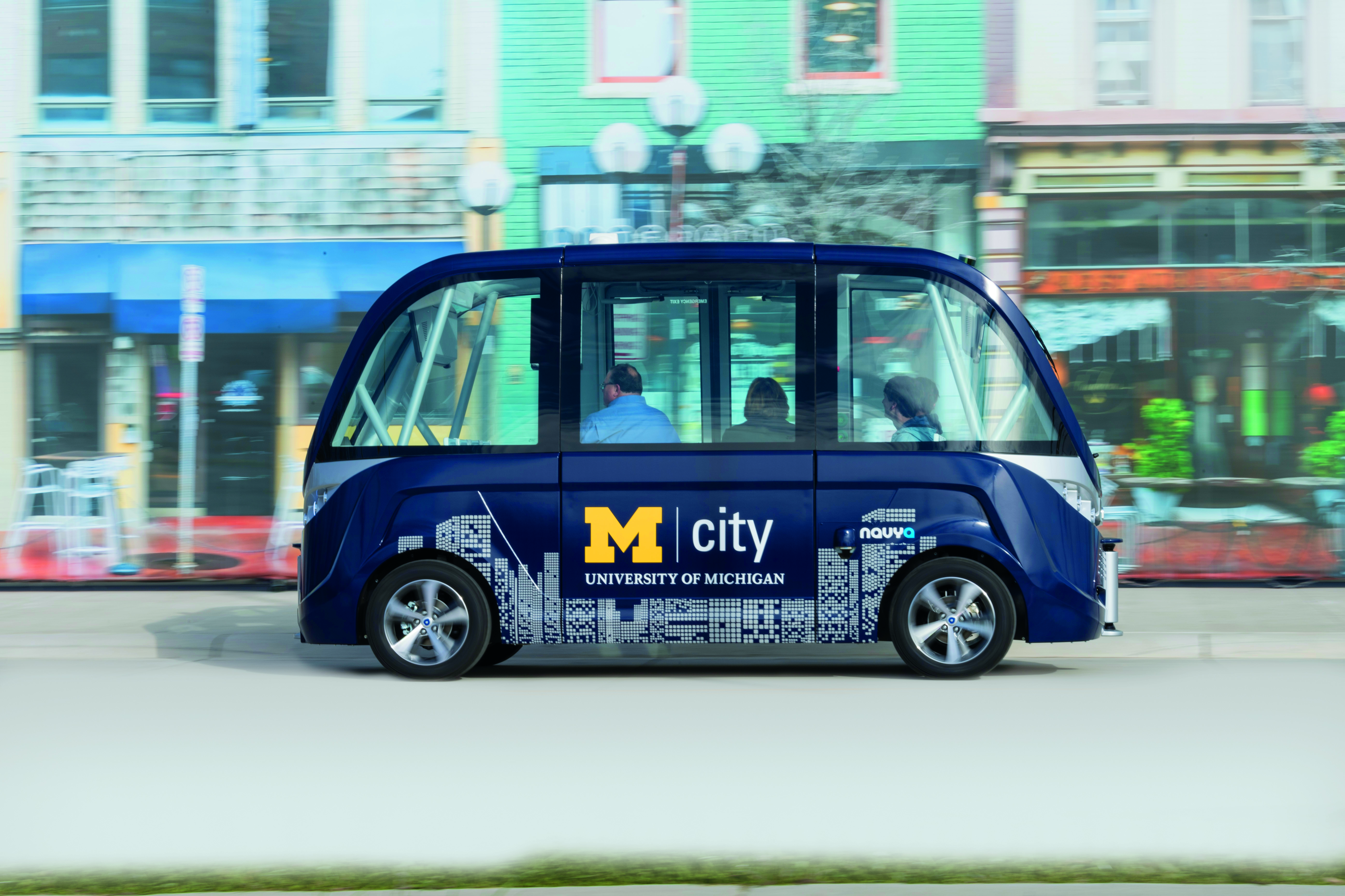 Ann Arbor Area CVB | Transportation