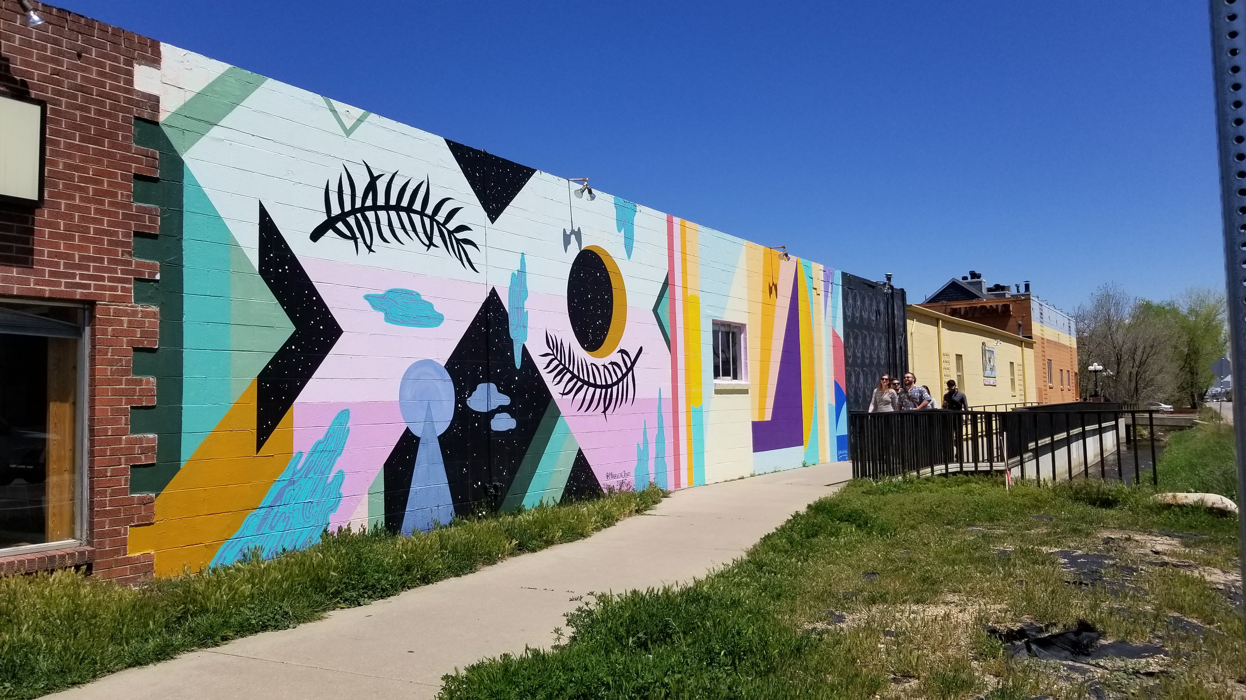 A Guide To Boulder S Murals Mural Art Trail Events