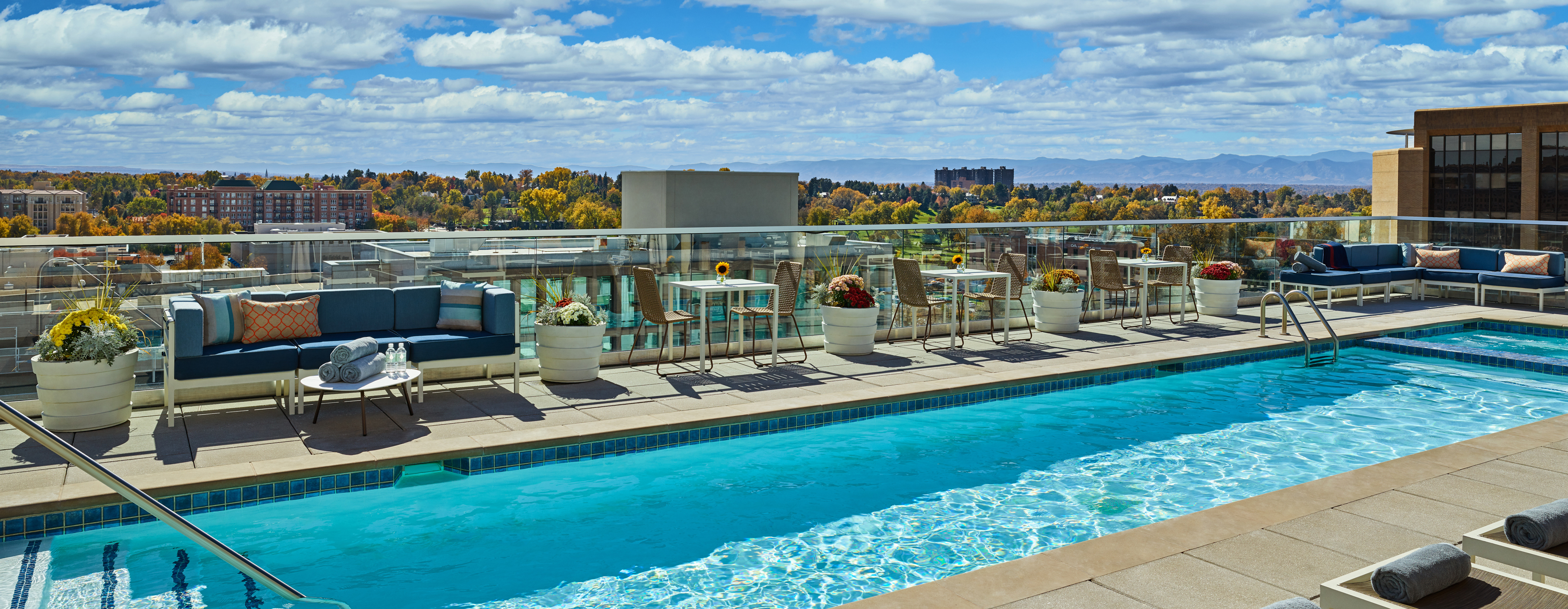 Kick Back Relax At Denver S Hotel Rooftop Pools Bars Visit Denver Blog