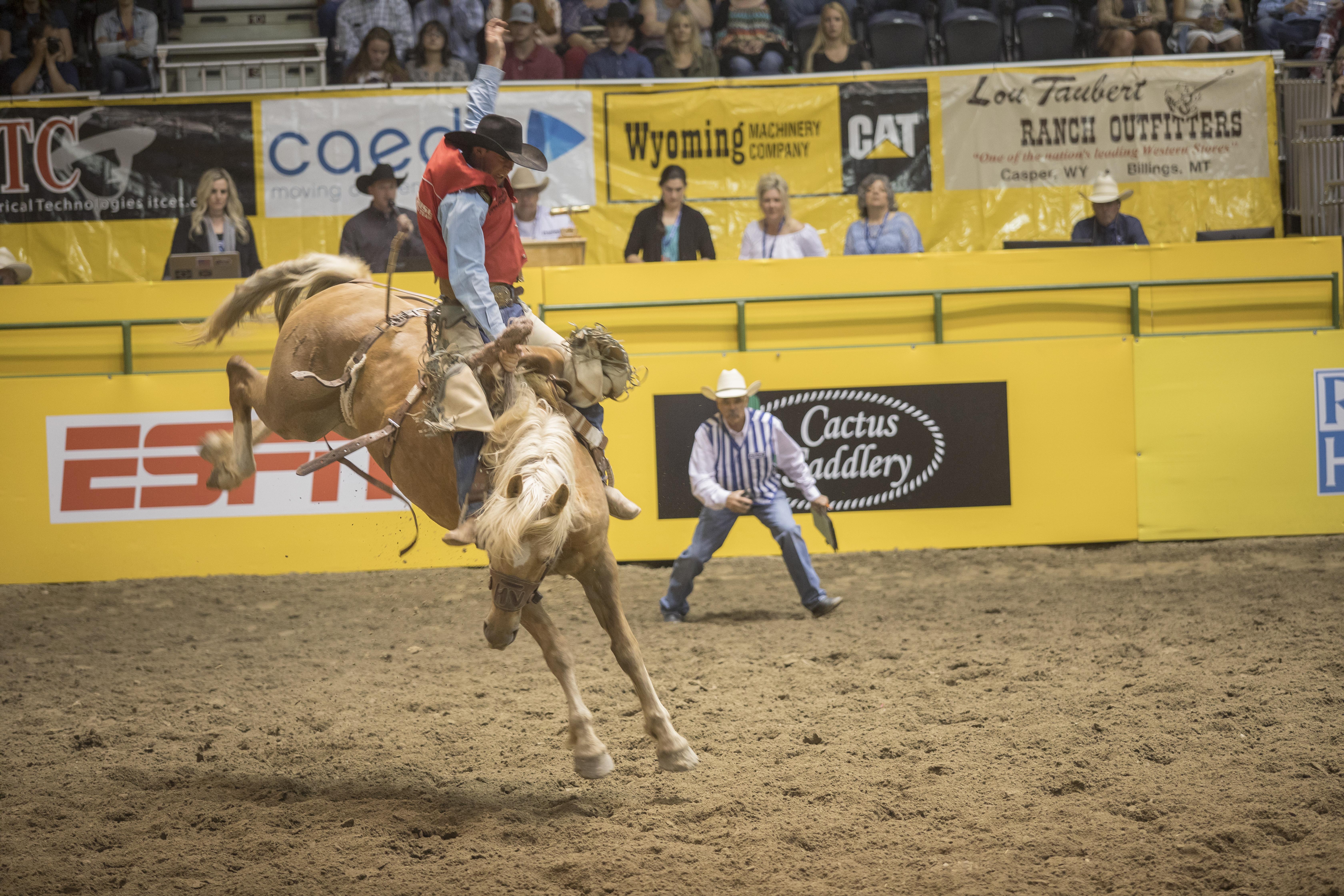 College National Finals Rodeo | Casper, Wyoming | VisitCasper