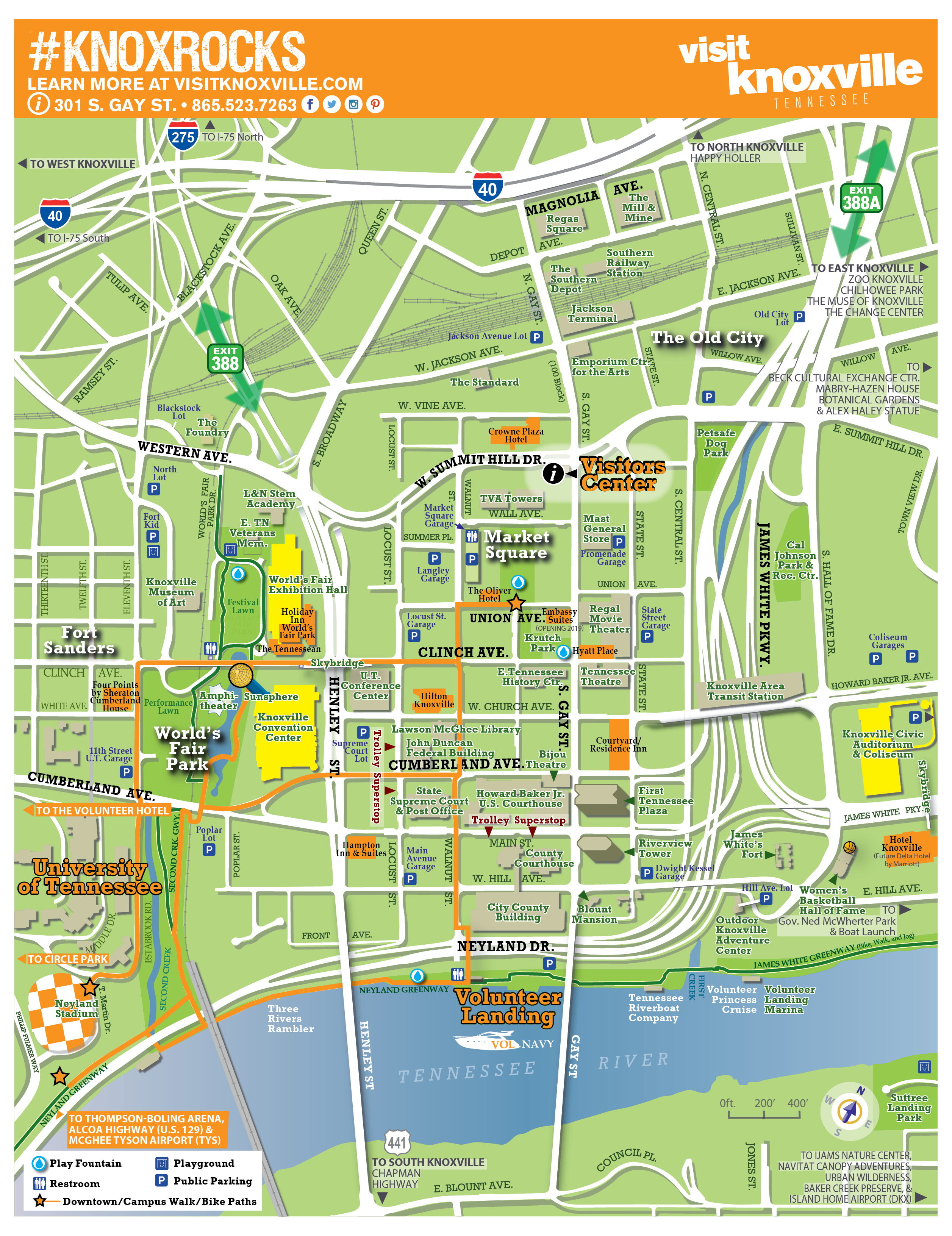University of Tennessee Football Game Day Information on spring hill tennessee state map, knoxville tennessee hotels, knoxville florida map, knoxville tennessee state outline, florence south carolina state map, gatlinburg tennessee state map, knoxville tennessee home, knoxville tennessee state flower, anderson south carolina state map, middletown ohio state map, knoxville michigan map, kingston tennessee state map, salt lake city utah state map, atlanta georgia state map, kingsport tennessee state map, knoxville tennessee wildlife, fairfax virginia state map, madison tennessee state map, old tennessee state map, dyersburg tennessee state map,