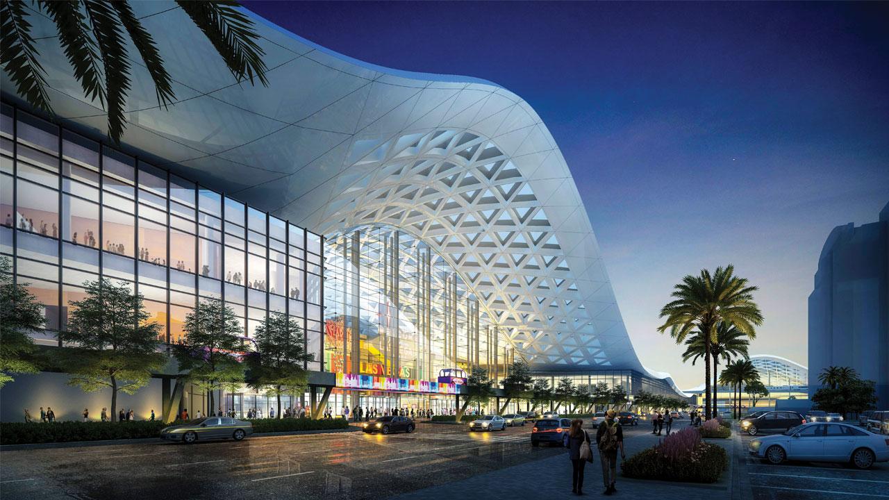 Las Vegas Convention Calendar 2021 Las Vegas Convention Center Expansion