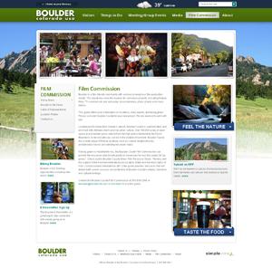 Boulder new site