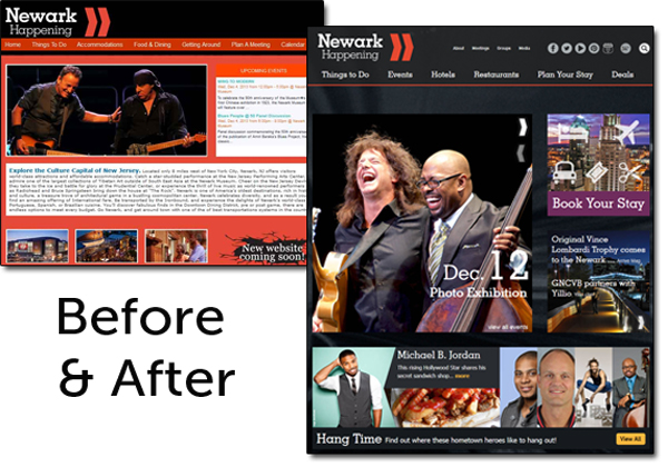 Newark - Before & After
