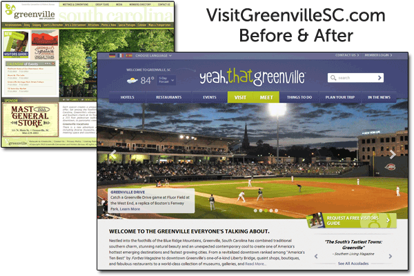 Greenville 2013 Before After