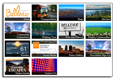 Bellevue 2013 Image Dropdown