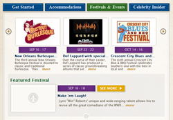 New Orleans CVB_featured events