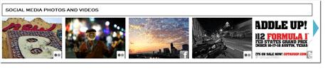 Austin 2012 Social Footer