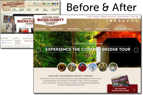 Bucks County_Before and After