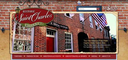 st. charles header