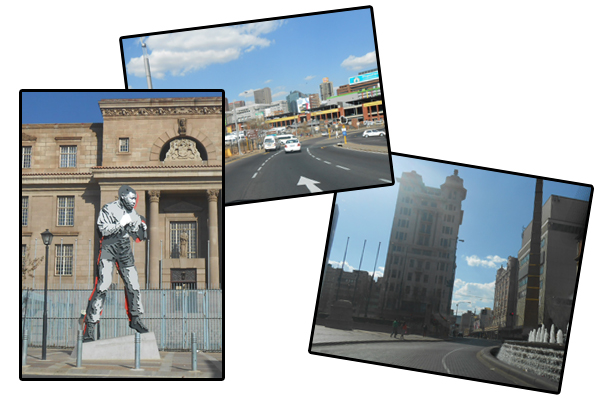 South Africa - Downtown