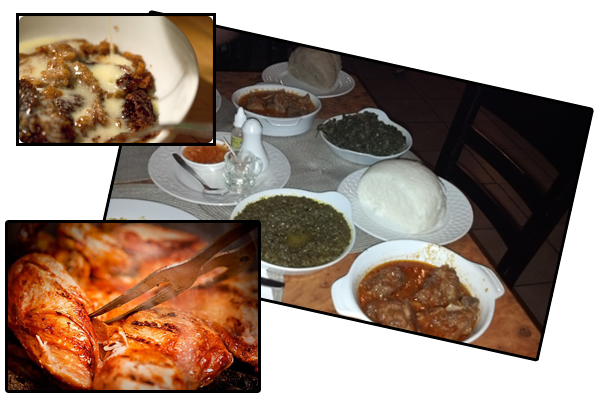 South Africa - Food