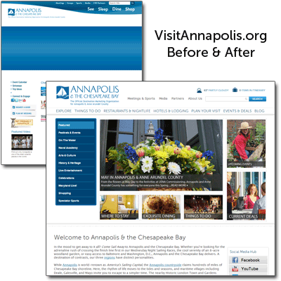 Annapolis 2013 Before After