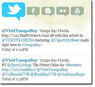 Tampa 2012 Update Social Hub