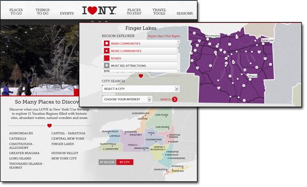 ILoveNY - Maps