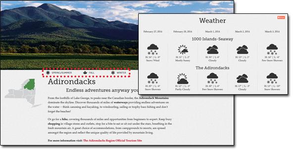 ILoveNY - Weather
