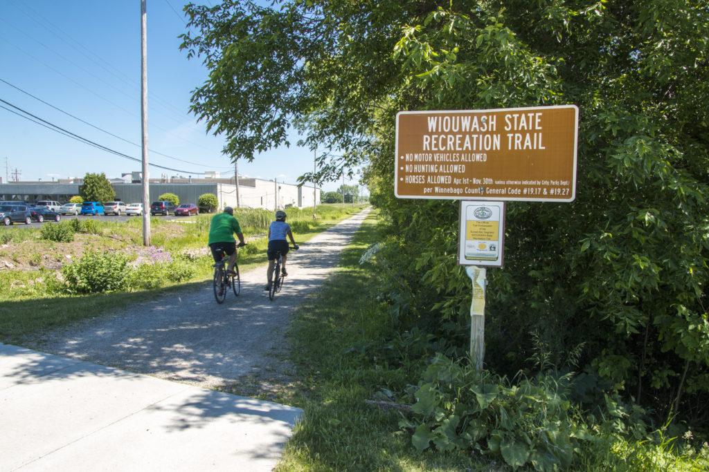 Wiouwash Trail Oshkosh