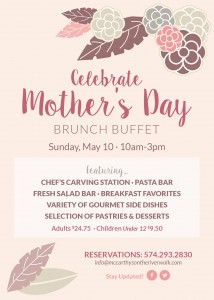 McCarthy's Mother's Day Brunch