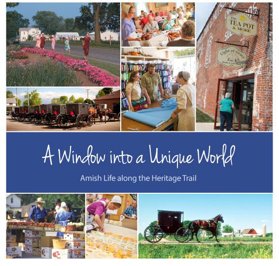 Amish Itinerary