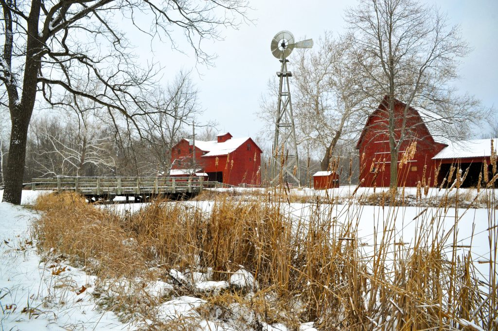 Bonneyville Mill County Park near Bristol is one of the most scenic places in Elkhart County, but it's the only the beginning for gorgeous spots and fun-filled locations in our hometown.