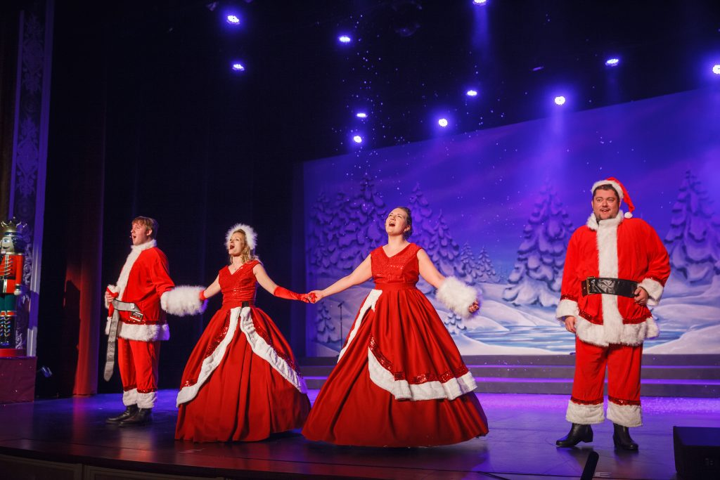 """""""A Lerner Christmas"""" is one of many options to fill your season with holiday cheer."""