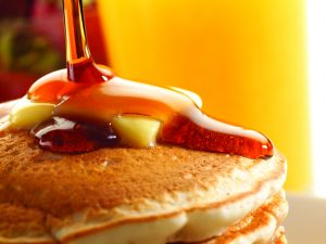Who doesn't love genuine maple syrup?