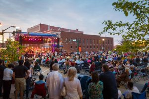 The Elkhart Jazz Festival was named a can't-miss festival by Expedia's travel blog.