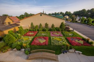 Linton's in Elkhart has been a longtime Quilt Gardens location.