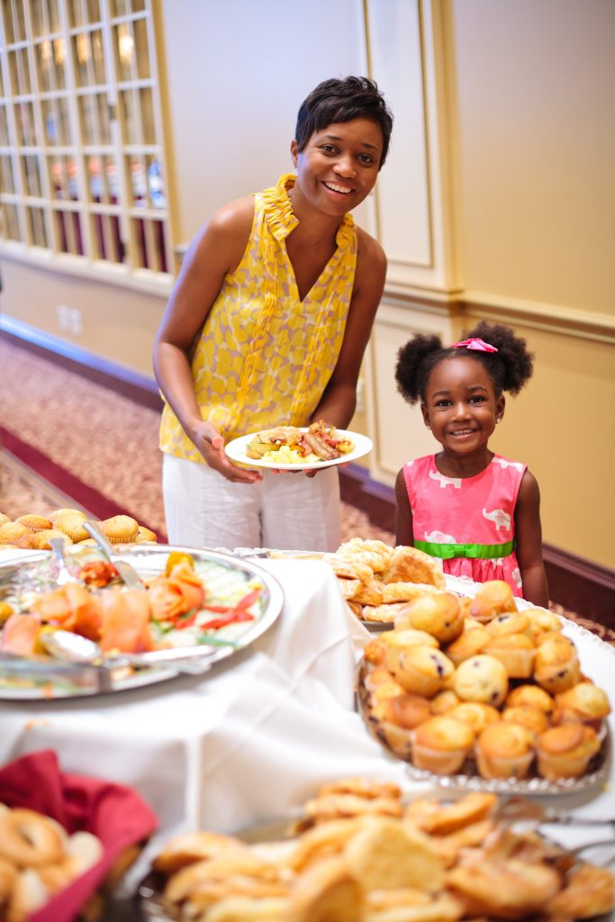 The Crystal Ballroom in Elkhart is one of several place you can find a special Mother's Day brunch.